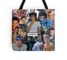 Cameron Dallas Collage Tote Bag