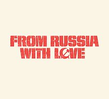 From Russia With Love by ZedEx
