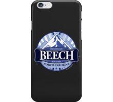 Beech Mountain North Carolina iPhone Case/Skin