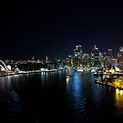 Sydney Cove by Paul Barnett