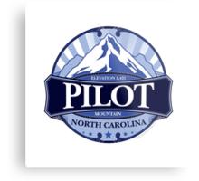 Pilot Mountain North Carolina Metal Print