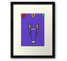 Now This is Podracing Framed Print