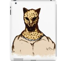 King II (Color) iPad Case/Skin