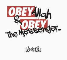 OBEY Allah & OBEY The Messenger... by jannatul96