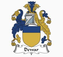 Dewar Coat of Arms / Dewar Family Crest by ScotlandForever
