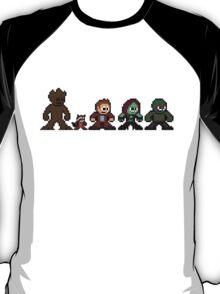 8-bit Guardians of the Galaxy T-Shirt