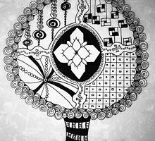 Zen Tree by unprinted