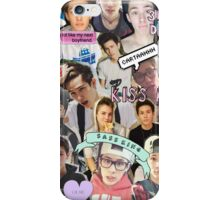 Carter Reynolds Collage iPhone Case/Skin