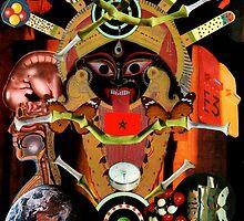 Scarab Beetle Sphinx. by - nawroski -