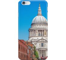 St Paul's Cathedral, London iPhone Case/Skin