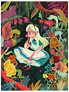 Alice in Wonder by Karl James Mountford