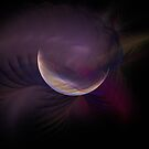 Clouded Moon   by MaeBelle