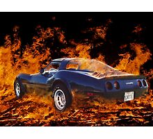 Hot Rod ! Photographic Print