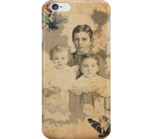 TIME FLIES iPhone Case/Skin