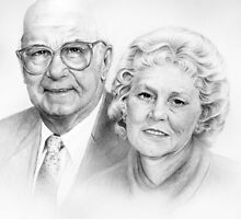 Memorial of my Aunt and Uncle by Margaret Harris