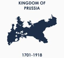 Kingdom of Prussia Kids Clothes