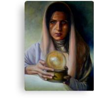 The Sibyl Canvas Print
