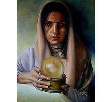 The Sibyl Photographic Print