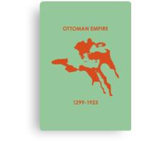 The Ottoman Empire Canvas Print