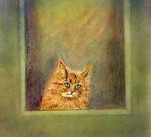 Cat Ennui by Lynn Starner
