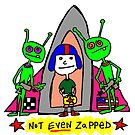 Not Even Zapped by Ollie Brock