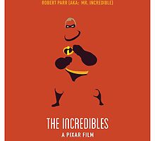 The Incredibles: Mr. Incredible by SITM