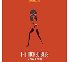 The Incredibles: Violet by SITM