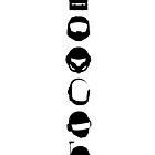 Silhouette Heroes - Vertical by SerLoras