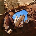 Rusted Through by Barbara Morrison