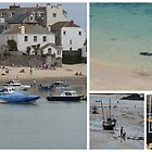 Greetings From St Ives by Claudia Dingle