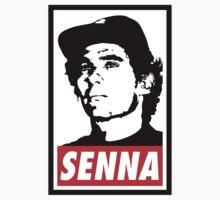 Ayrton Senna Obey by Isscha007