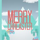 Merry Chreaster by Miachalistic