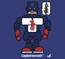 AFR Superheroes #03 - Captain Smash by afrenasia