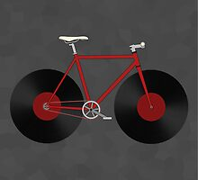 Record Fixie by Clark Manor