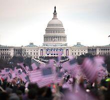 United States Presidential Inauguration by BravuraMedia