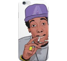 Wiz Khalifa iPhone Case/Skin