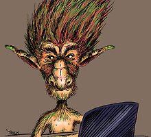 Internet Troll by 'Trick Slattery