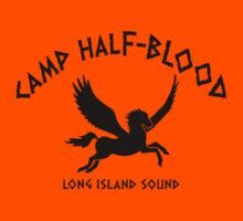Camp Half Blood by bekemdesign