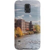 Ashton Mills (in Autumn) Samsung Galaxy Case/Skin
