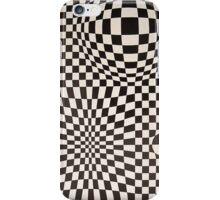 Vasarely: Black & White iPhone Case/Skin