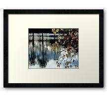 Riverbend Farm Framed Print