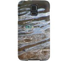 Eyes of the Storm Samsung Galaxy Case/Skin