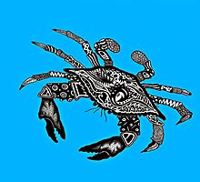 Maryland Blue Crab by Casey Virata