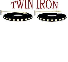 Twin Iron  by Radwulf