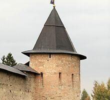 watch tower by mrivserg