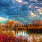 Autumnal Morn by Larry Trupp