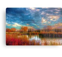 Autumnal Morn Metal Print