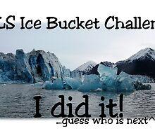 ALS Ice Bucket Challenge  by AgalisimoART