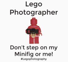 Lego Photographer Kids Clothes