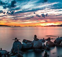 English Bay Sunset by Ian-G